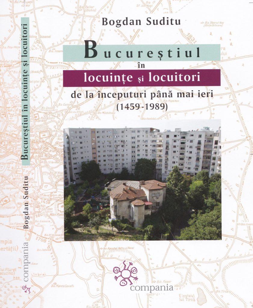 coperta carte Bucuresti Suditu